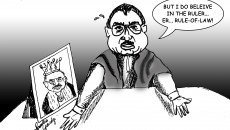Altaf, ruler of law