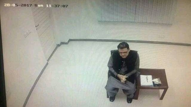 Hussain-Nawaz-leaked-picture