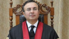Justice Syed Mansoor Ali Shah
