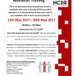 NCDR Training Poster 2017