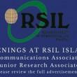 RSIL Job Opening