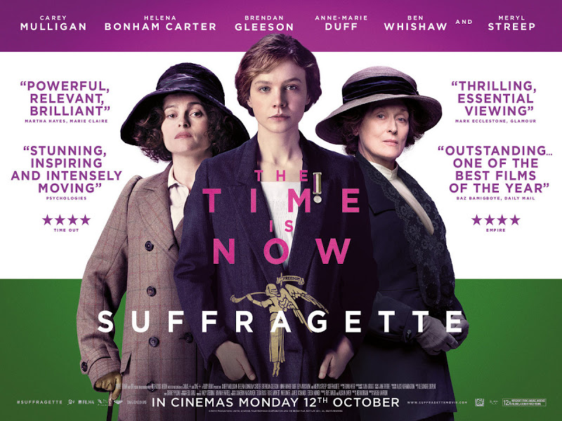 Suffragette - Movie Review - Courting The Law