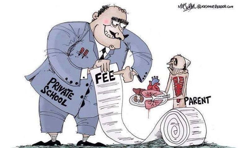 fees - Dawn
