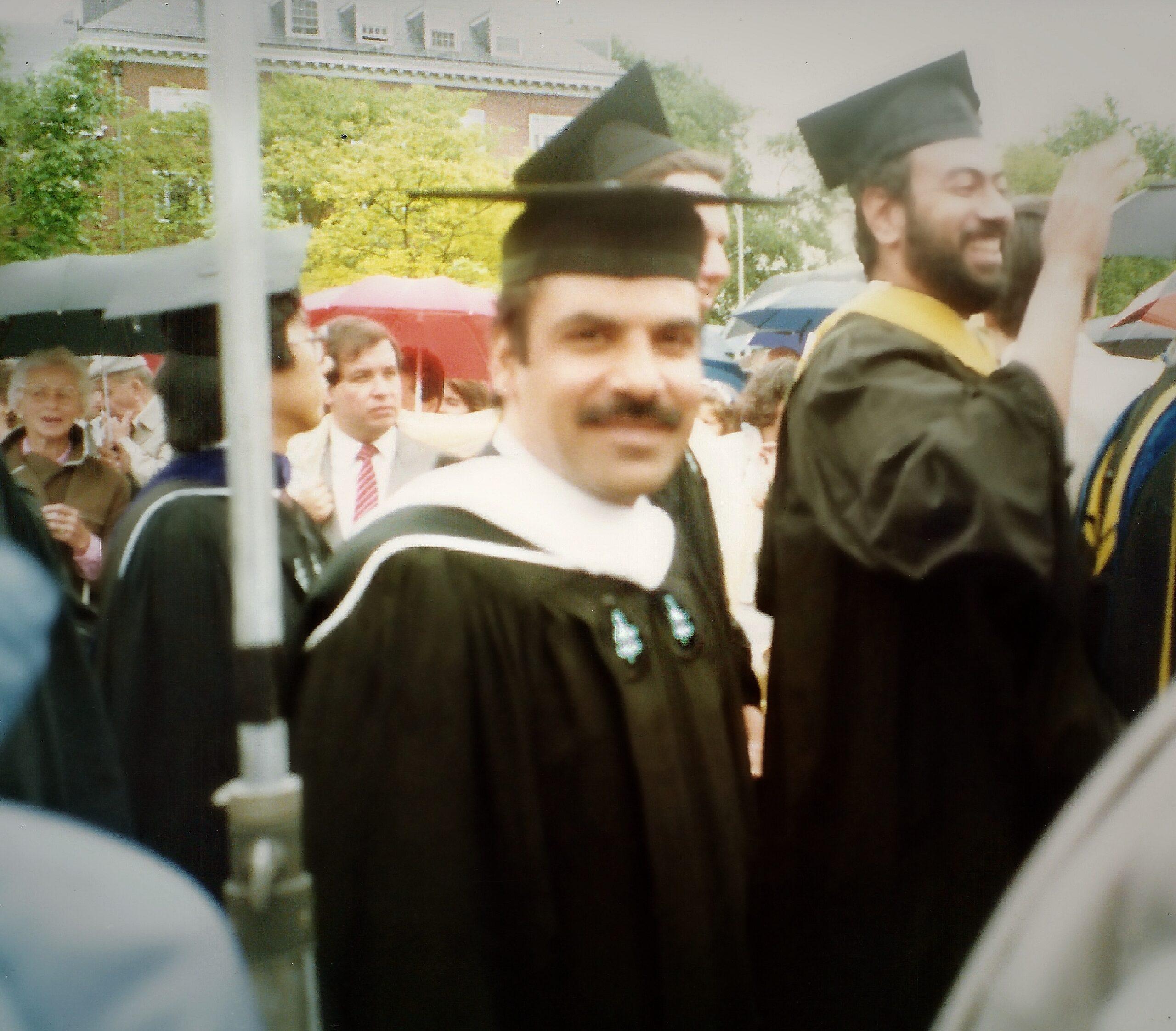 Harvard MPA Mason Fellow