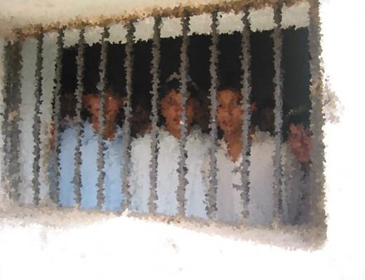 juvenile prisoners